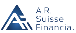 A.R. Suisse Financial Logo
